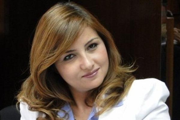 مريم ميلاد رئيسة حزب