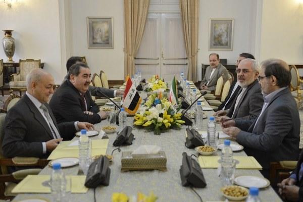 وزيرا خارجية العراق وإيران يترأسان وفدي بلديهما لمباحثات الحدود
