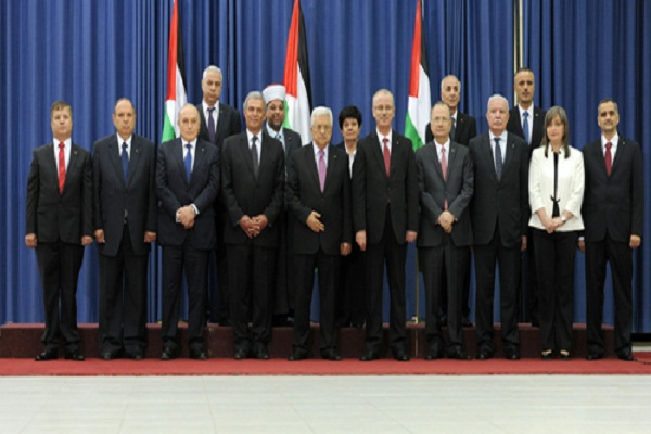 الحكومة الفلسطينية الجديدة- نقلا عن وكالة