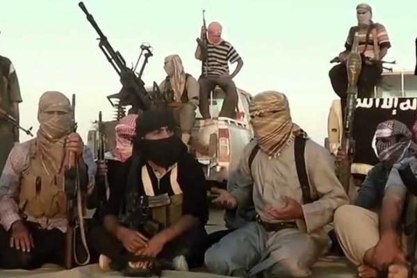 مقاتلو داعش في العراق