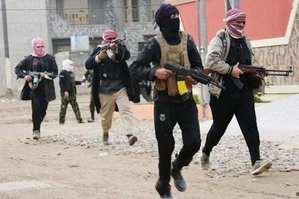 مقاتلون من تنظيم داعش