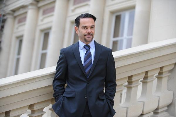 رومان نادال، المتحدث الرسمي بلسان وزارة الخارجية الفرنسية