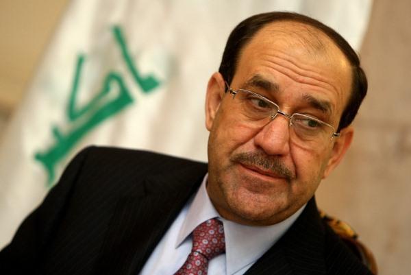 رئيس الوزراء العراقي نوري المالكي