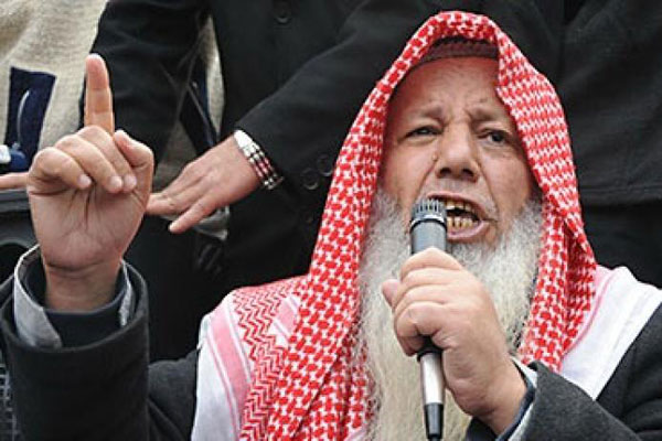 أبو محمد الطحاوي يؤيد دولة الخلافة