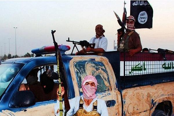 مقاتلون من تنظيم الدولة الإسلامية في العراق