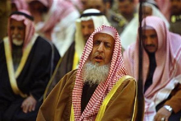 مفتي السعودية الشيخ عبدالعزيز آل الشيخ