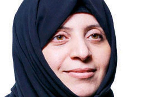 الناشطة القتيلة سميرة النعيمي