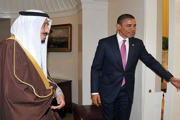 واشنطن تشدد على قوة العلاقة مع الرياض