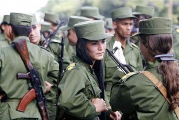 هافانا تدحض معلومات ارسال قوات لدعم الأسد