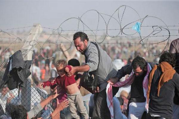 تستقبل تركيا رسميًا على أراضيها 2.5 مليون لاجئ