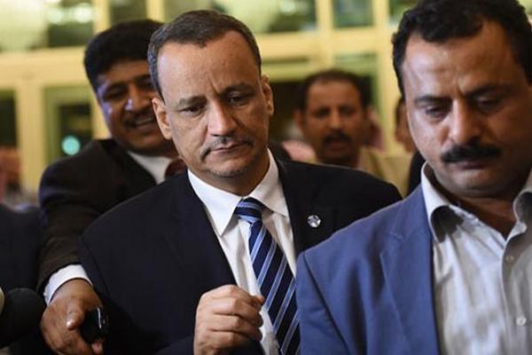 ولد الشيخ التقى نائب الرئيس هادي في الرياض