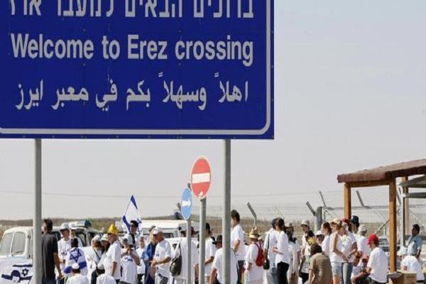 اسرائيل لا تسمح إلا للحالات الطارئة بالخروج من غزة