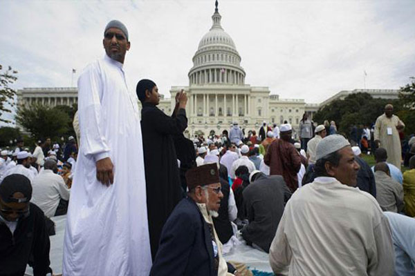 معظم الأميركيين لم يلتقوا مسلمًا واحدًا