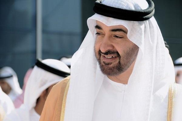 محمد بن زايد آل نهيان - ولي عهد أبوظبي