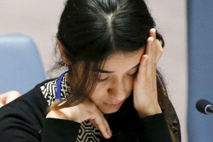 الفتاة الأيزيدية ومأساة مروعة