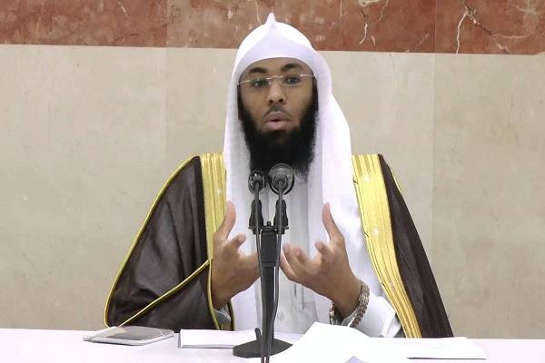 الشيخ بندر الخبيري