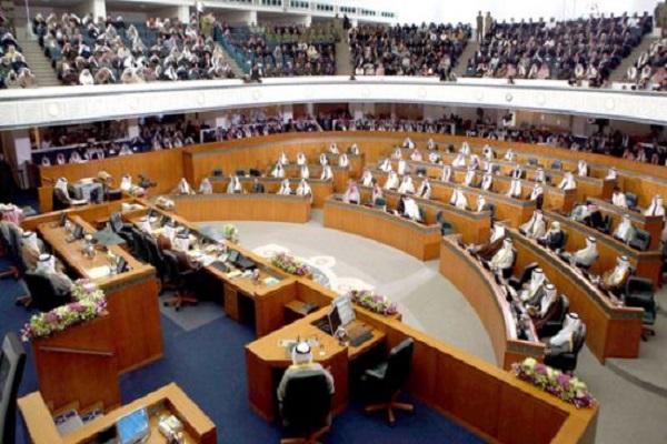 جلسة سابقة للبرلمان الكويتي- ارشيف