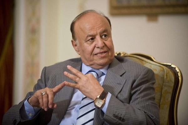 الرئيس اليمني يطالب مجددًا بمساعدة مجلس الأمن