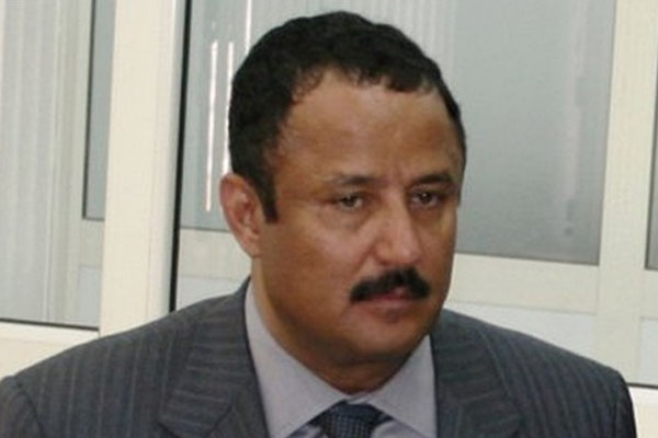رئيس جهاز الأمن السياسي اليمني المنشق حمود الصوفي