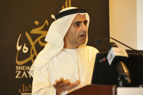 الدكتور علي بن تميم مدير إدارة المشروعات بهيئة أبو ظبي للسياحة والثقافة