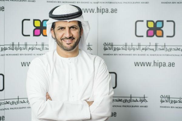 الأمين العام لجائزة حمدان بن محمد بن راشد الدولية للتصوير الضوئي