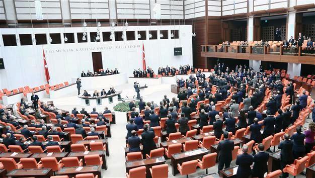 البرلمان التركي خريطة جديدة مختلفة عن الأمس