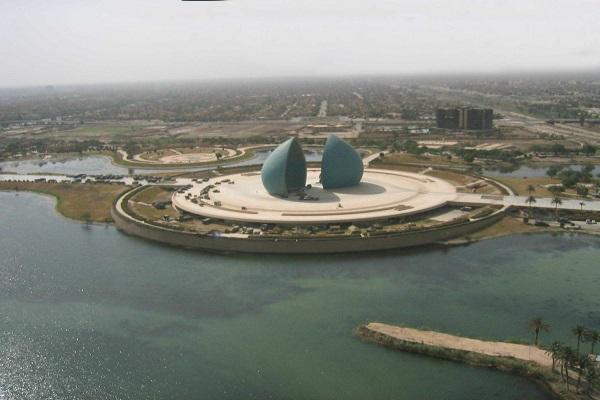 نصب الشهيد في بغداد