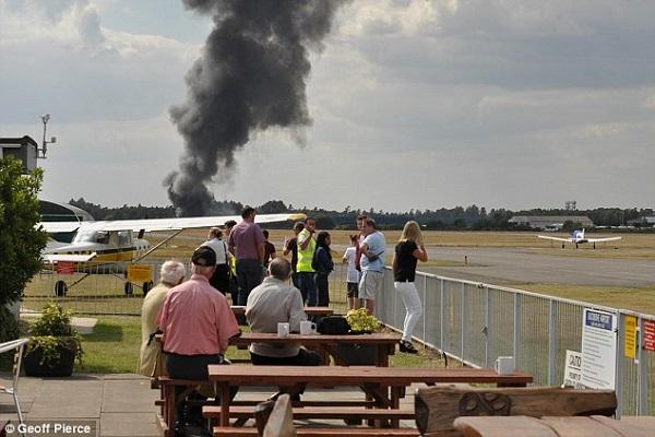 تفاصيل جديدة عن سقوط طائرة بن لادن