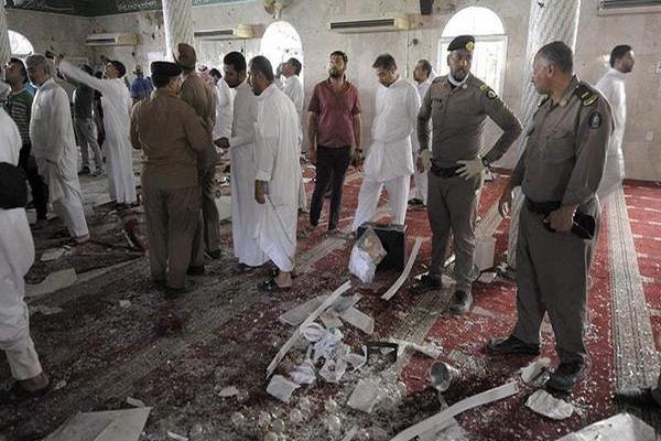 أودى التفجير بحياة 17 من أفراد الأمن السعودي