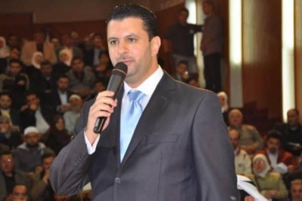 محمد برمو رئيس المكتب السياسي في الجمعية الوطنية