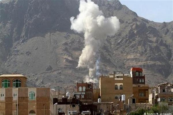 التحالف ينفي قصف قاعة زفاف في المخا باليمن