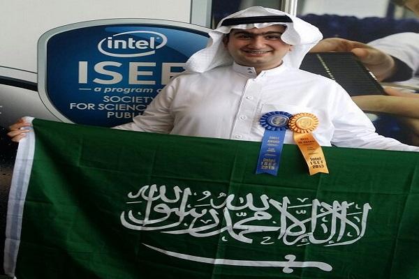 الطالب السعودي عبدالجبار الحمود