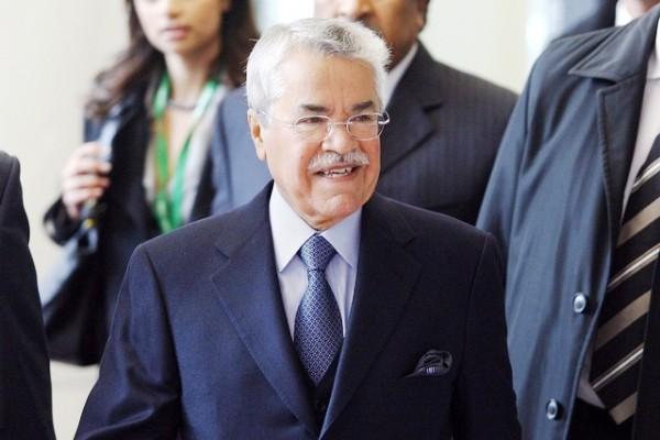 وزير البترول والمعادن السابق في السعودية علي النعيمي