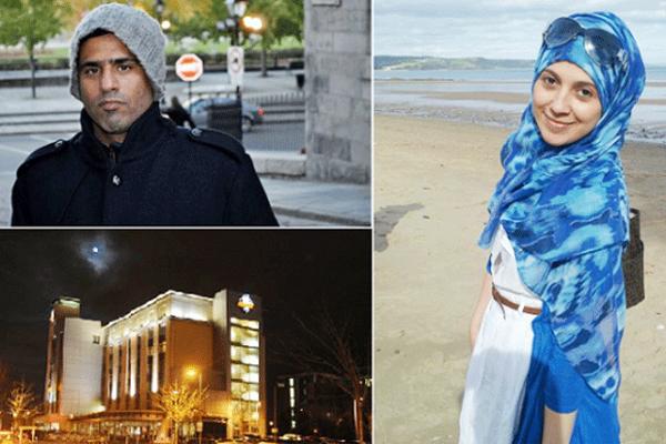 نادين وقاتلها سامي والفندق مسرح الجريمة 2014