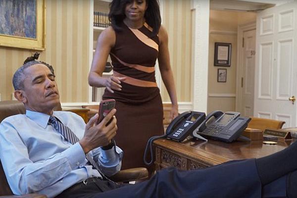 الرئيس المنتظر سيتسلم حساب أوباما الرسمي الحالي