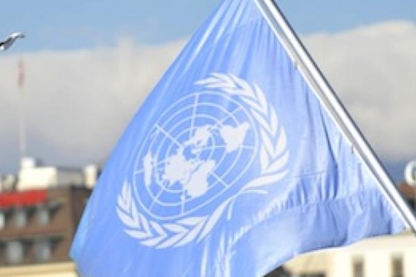 علم الامم المتحدة