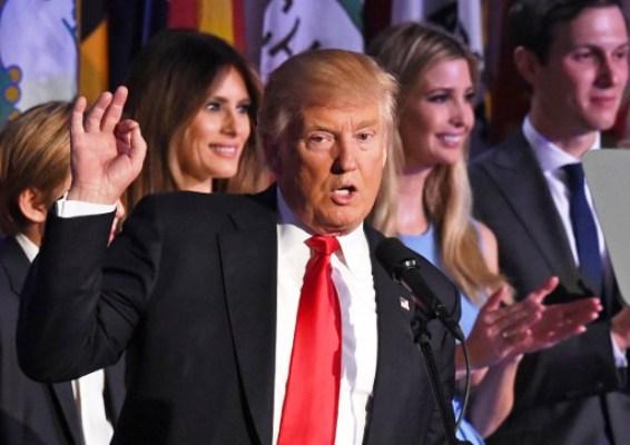 تضارب المصالح يترصد رجل الاعمال ترامب، بعد انتخابه رئيسا