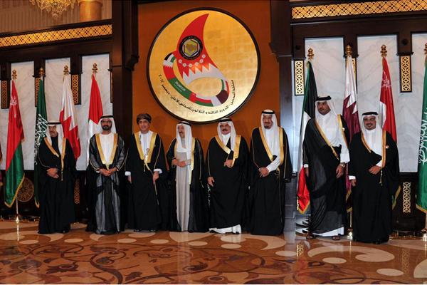 قادة دول الخليج العربي