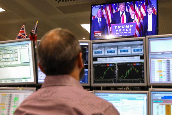بريكسيت وفوز ترامب يعكسان الشعور بالاحباط إزاء انعدام الفرص الاقتصادية