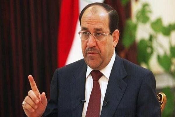 رئيس الحكومة العراقية الأسبق نوري المالكي