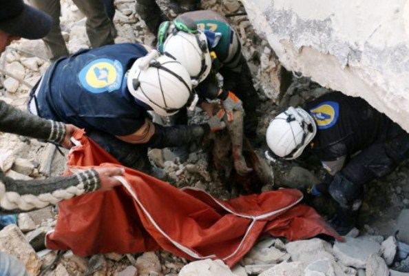واشنطن تحذر موسكو ودمشق من عواقب القصف على حلب