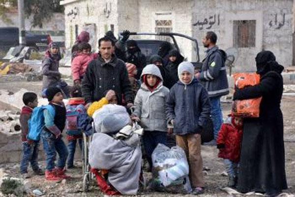 الأمم المتحدة والمعارضة: شرق حلب قد يصبح مقبرة جماعية