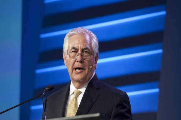 ريكس تيلرسون صديق الكرملين المرشح لتولي منصب وزير الخارجية الأميركية