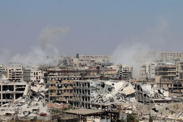 إيران روسيا وتركيا على قناعة أن لا وجود لحل عسكري للأزمة في سوريا