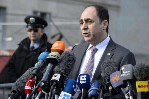 المتحدث الإعلامي باسم تيار الغد السوري المعارض منذر آقبيق
