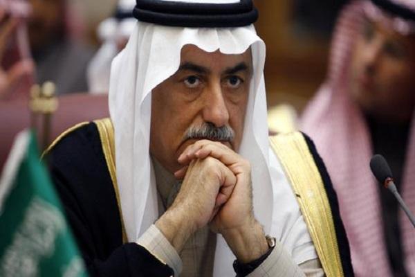 وزير المالية السعودي إبراهيم العساف