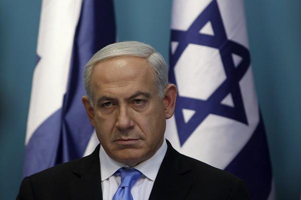 رئيس الوزراء الاسرائيلي بنيامين نتنياهو
