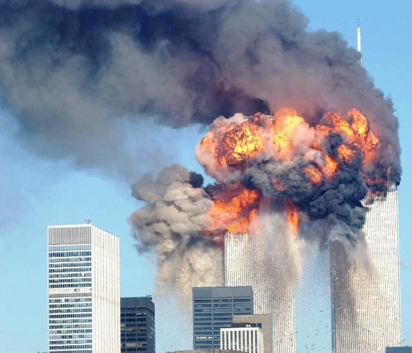 تفجيرات 11 سبتمبر 2001