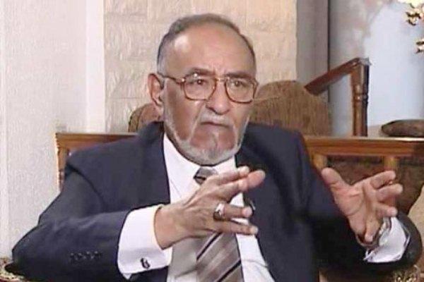 عبد الرحمن الجفري رئيس الهيئة الوطنية الجنوبية للتحرير والاستقلال