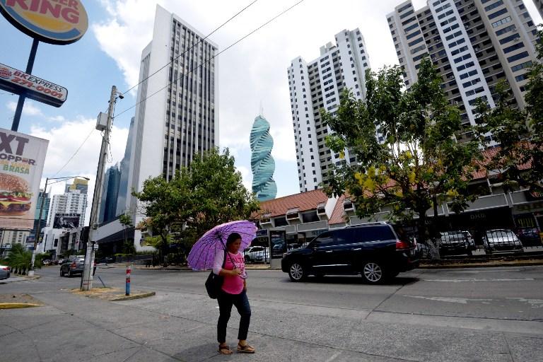 مقار لشركات في وسط بنما